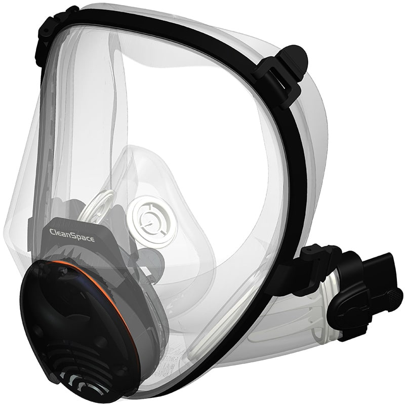PAF-1014 CleanSpace Full Face Mask Medium:Large